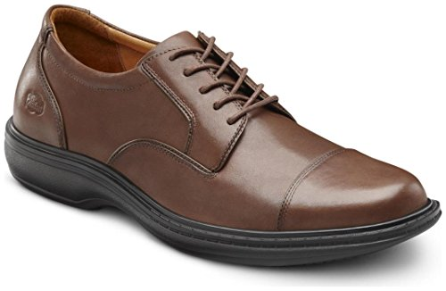 Buy chestnut dress shoes - 8