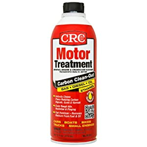 CRC Motor Treatment, 16 Fl Oz