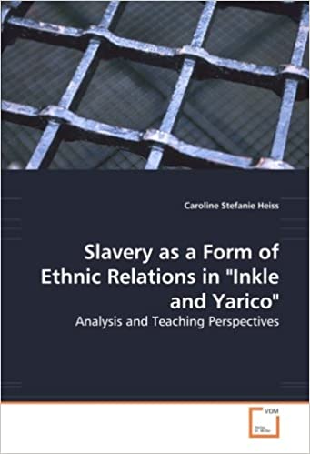 Amazon com: Slavery as a Form of Ethnic Relations in
