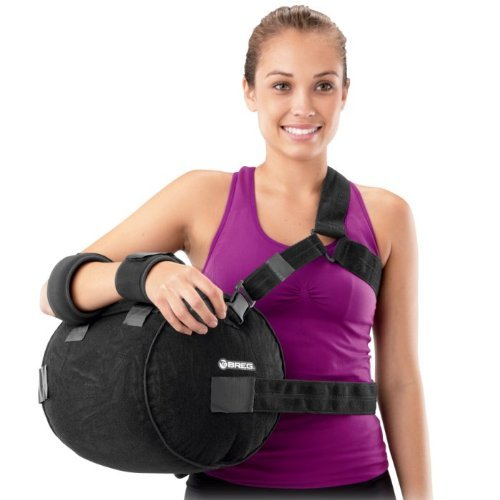 New Shoulder Cold Therapy System BREG '01851 Immobilizer, Orthopedic, Universal Right/Left Shoulder with Shoulder, Abduction Pillow for Large Rotator Cuff Repairs Latex-Free 2019