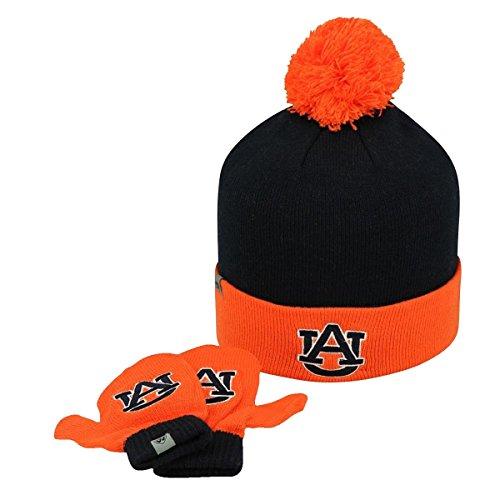Infant Auburn University Tigers Mittens