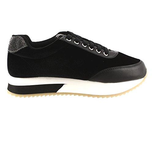 Gioseppo, Sneaker donna nero nero