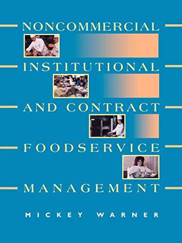 Foodservice Management