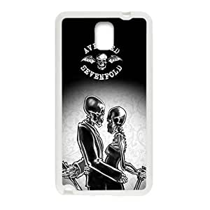 SANYISAN Creative Skeleton Pattern Fahionable And Popular High Quality Back Case Cover For Samsung Galaxy Note3