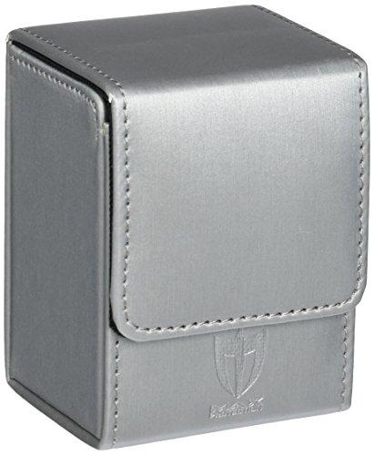 Max Protection Deck Box - Max Protection Db: Max Logo Ion Deck Box Board Game, Titanium