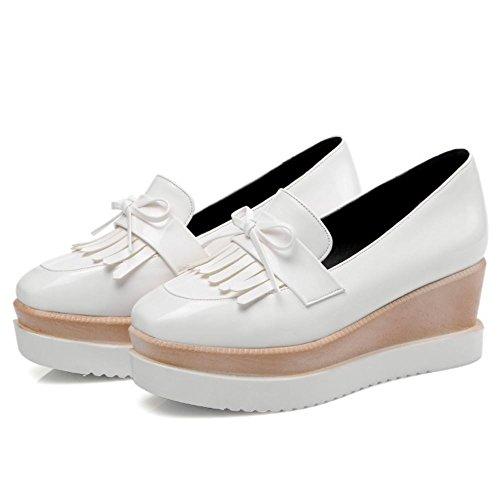 Donna Casuale 2 Melady white Flatform Pumps zOwxgqY