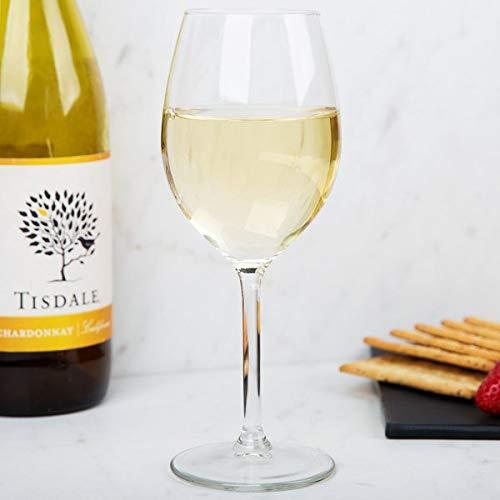 Libbey 8564SR Bristol Valley 8.5 oz. White Wine Glass - 24/Case