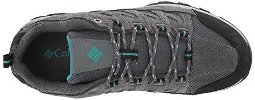 Scarpe Da Escursionismo In Pelle Di Columbia Da Donna Columbia, Orlo Pacifico