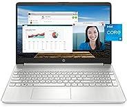 """HP 15 Laptop, 11th Gen Intel Core i5-1135G7 Processor, 8 GB RAM, 256 GB SSD Storage, 15.6"""" Full HD IPS Display"""