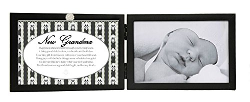 The Grandparent Gift Co. Sweet Something Frame, New Grandma