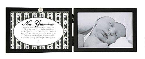 The Grandparent Gift Co. Sweet Something Frame, New Grandma (New Grandparents Gift)