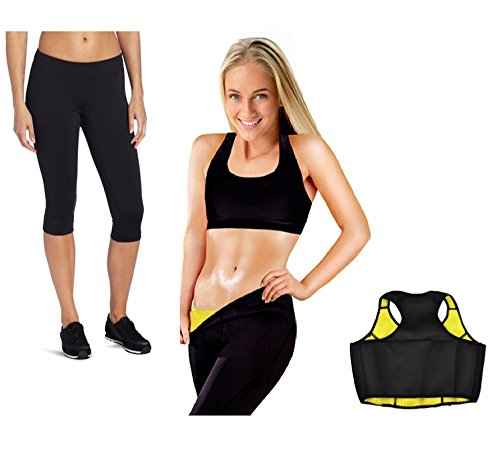 Combo Deal Thermo Workout Knee Pants