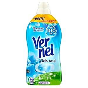 Mimosín Azul Vital, Suavizante Concentrado para la Ropa, 58 ...