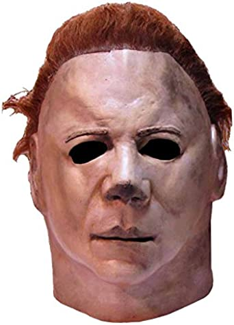 Michael Myers Version 2 Mask Halloween H20 Fancy Dress Adult Costume Accessory