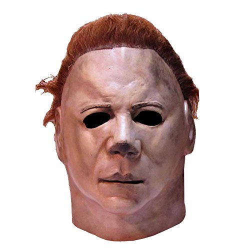 [Trick or Treat Studios Halloween II Michael Myers Mask, One Size] (Michael Myers Costumes For Adults)