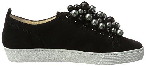 Högl Damen 4-10 0372 0100 Sneaker Schwarz (Schwarz)