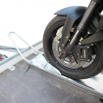 Set 3 X Motorrad Standschiene Mit Haltebügel Und Wippe Auto