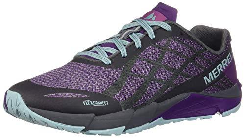 Hypernature Morado Deportivas para Mujer Zapatillas Interior Merrell J77618 Hypernature para 78nZw