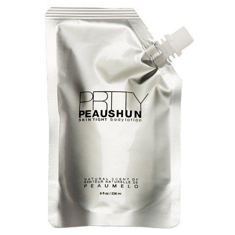 Prtty Peaushun Skin Tight Body Lotion - Light 8 Oz by Prtty Peaushun