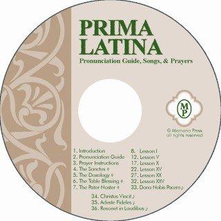 Read Online Prima Latina Pronunciation CD pdf