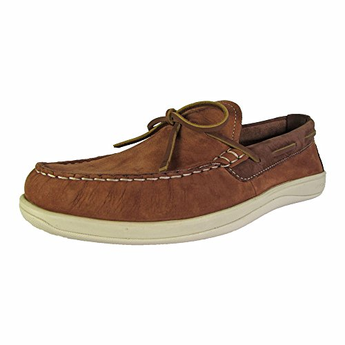 Camp Moccasins - Cole Haan Men's Boothbay Camp Moccasin Boat Shoe, Woodbury, 10 M US