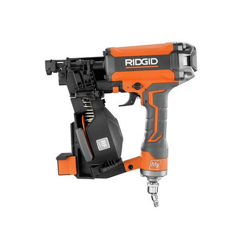 Ridgid ZRR175RNF 1-3/4 in. Roofing Coil Nailer (Renewed)