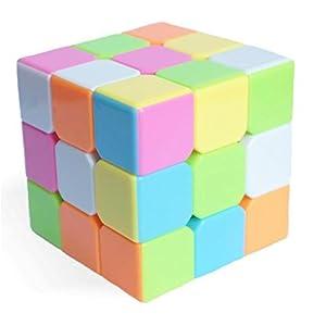Bestjoy Basic Magic Cube Set: 1x3,2x2,3x3, The Magic Cube That You Can Solve