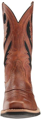 Ariat Chaussures Héritage Western Roughstock D'affaires Marron Homme Cowboy xzOwxSq