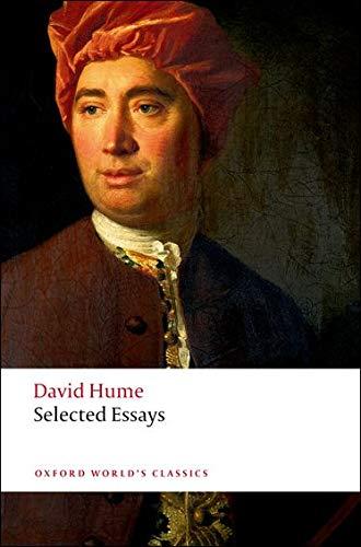 david hume essays amazon