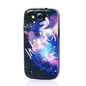 ZL Samsung S3 I9300 compatible Graphic Plastic Back Cover