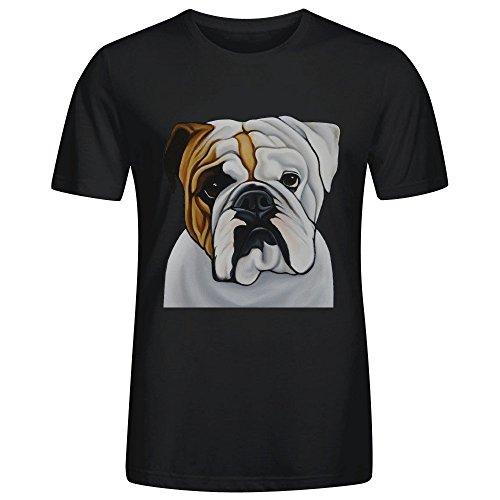 english-bulldog-pet-mans-t-shirts-black
