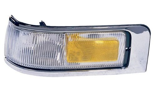 Lincoln Town Car Driver Side Replacement Turn Signal Corner Light ()