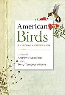 Book Cover: American Birds: A Literary Companion
