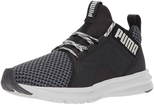 Cheap PUMA Women's Enzo Terrain Wn Sneaker, Periscope Black Gray Violet, 7 M US