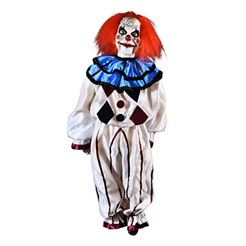 Largemouth Trick Or Treat Mary Shaw Clown Prop