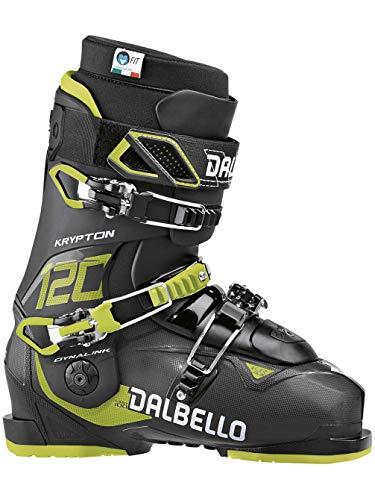 Dalbello Sports Krypton AX 120 ID Ski Boot - Men's Black/Black, 26.5 Dalbello Krypton Ski Boots