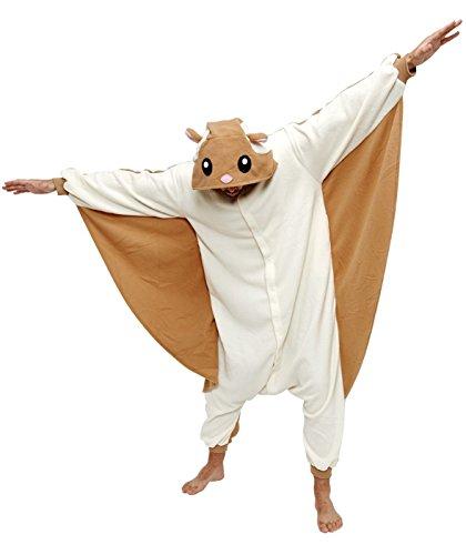 [Flying Squirrel Kigurumi - Adult Costume] (Dr Love Costume)