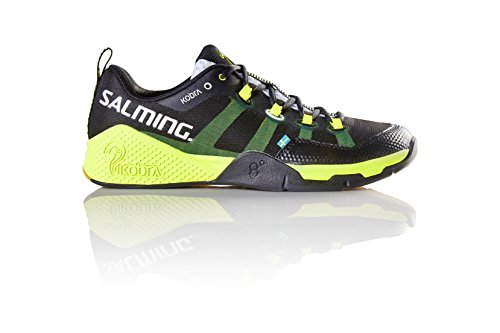 Salming Kobra Men's Shoe Black/Yellow (7.5)