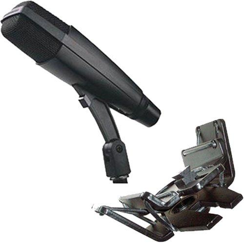 Sennheiser MD421-II Cardioid Dynamic Microphone with MZS-421 Shock Mount *NEW* by Sennheiser