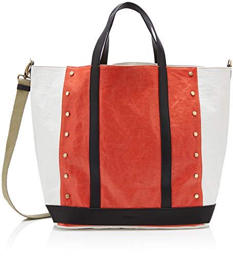 rouge Cabas Grand Mujer Vanessa Bruno Totes blanc Bolsos Multicolor xU8EH8qw