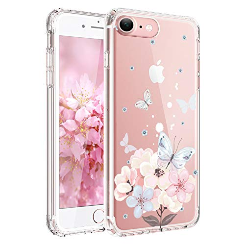 JIAXIUFEN Butterfly Shockproof Flexible Silicone product image