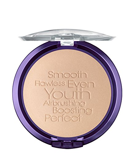 Physicians Formula Youthful Wear Cosmeceutical Youth-Boosting Makeup Mattifying Face Powder, Translucent, 0.3 oz.