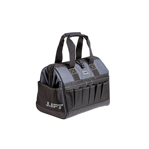 Lift Safety Lift Job Site Storage Wide Open Tool bag