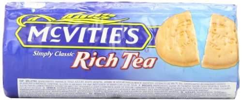 Mcvitie's Classic Rich Tea Biscuits, 0.46 Ounce