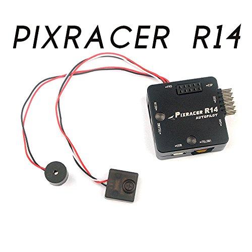 QWinOut Pixracer R14 Autopilot Xracer Mini PX4 Flight Controller Board for RC Quadcopter Model Aircraft by Qwinout