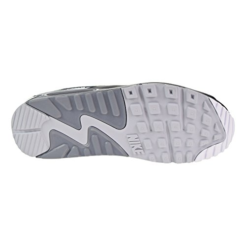 free shipping 2015 new fashion Style online NIKE Men's Air Max 90 Running Shoe Black/Wolf Grey/Dark Grey 1NtjvXqFD