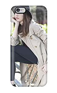 High Impact Dirt/shock Proof Case Cover For Iphone 6 Plus (diane Birch Music People Music)
