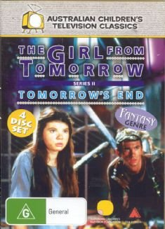 The Girl from Tomorrow: Series Two