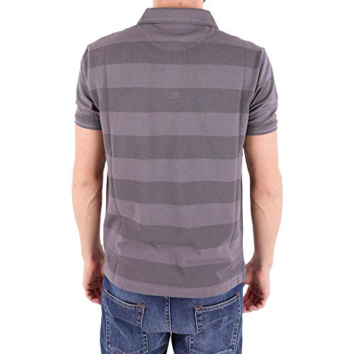 Striped Grey Uomo Indigo Mood Polo Woolrich 8wPXaExq