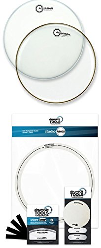 Aquarian Drumheads Ultimate Snare Drum Tune-Up Kit - 14 Inches